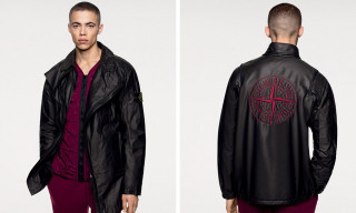 Stone Island's New Water-Repellent GORE-TEX Garments Keep You Warm & Dry