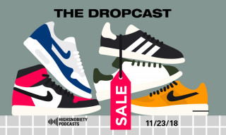 Eric Emanuel Talks Black Friday Kicks on The Dropcast