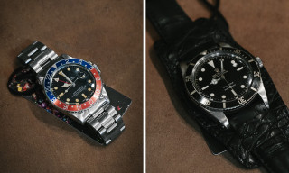 GOD SELECTION XXX Reworks Vintage Rolexes for Hong Kong Exhibit