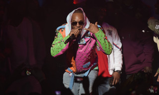 "Cam'ron Takes Shots at Kanye West in New Track ""Intro: Stay down"""