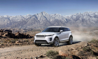 The New Range Rover Evoque Promises a Driving Experience Like No Other
