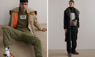 Riccardo Tisci's Newly Revealed Burberry Pre-collection Is Redefining Streetwear
