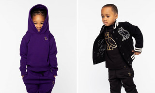 "OVO's ""The Next Generation"" Kids Collection Is Next-Level Adorable"