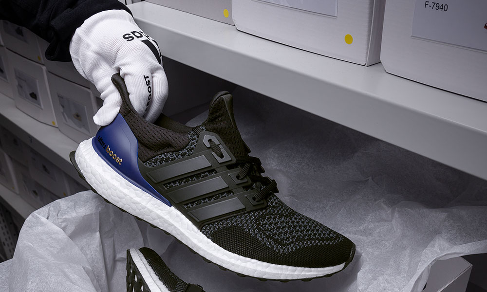 8decd49328f The Original adidas UltraBoost in Iconic Black and Dark Purple Colorway  Drops December 1