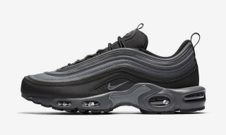 How to Cop Nike's All-Black Reflective Air Max Plus 97 Hybrid