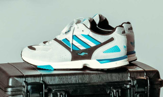 adidas Channels '80s Running With This Highly Wearable ZX 4000 Retro