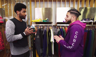 NBA All-Star Kyrie Irving Shares His Love of Nike SBs in 'Sneaker Shopping'