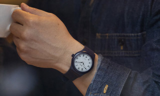 Swatch Teams Up With HODINKEE for Minimal Sistem51 Blue Edition Watch