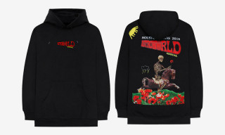 Travis Scott Just Dropped Astroworld Festival Merch