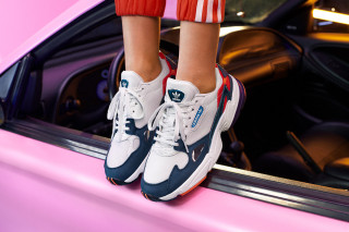 c8725893f79d Kylie Jenner Is the Face of adidas s SS19 Falcon Campaign