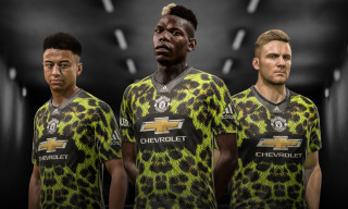 adidas & EA Sports Unveil Exclusive Jerseys for Real Madrid, Juventus & More