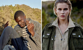Sheck Wes Fronts GUESS & Infinite Archives' New Collab Campaign