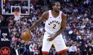 New Balance Signs Kawhi Leonard to Re-Establish Its NBA Presence