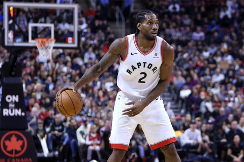 Kawhi Leonard agrees to endorsement deal with New Balance