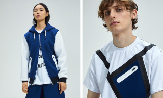 Fumito Ganryu Just Dropped an Exclusive Collection With SSENSE