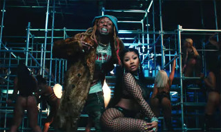 "Nicki Minaj Shares Nearly NSFW Video for ""Good Form"" ft. Lil Wayne"