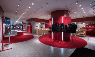 Valentino Celebrates Japanese Culture With Tokyo Pop-Up