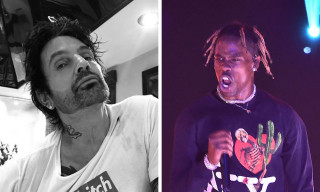 Tommy Lee Calls Out Travis Scott for Stealing Stage Design