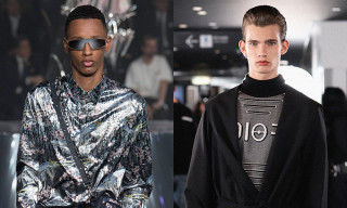 Kim Jones Channels Hajime Sorayama's Sexy Robots for Dior's Pre-Fall Menswear
