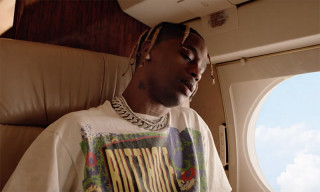 "Travis Scott Flies to Astroworld in His Video for ""Yosemite"""