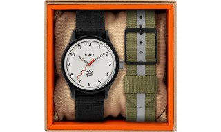 The Good Company & Timex Just Dropped a Limited Edition MK1 Watch