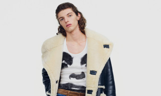 The Calvin Klein 205W39NYC Pre-Fall 2019 Lookbook Is Pure Raf Simons