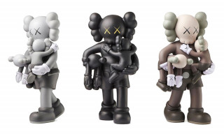 """Here's How to Cop the KAWS """"CLEAN SLATE"""" Companion Collectibles"""
