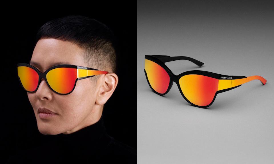 971fd543925 Balenciaga Kering Eyewear Collection Launches at DSM