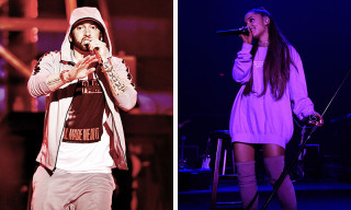Eminem Raps About Ariana Grande's Concert Bombing in New Freestyle
