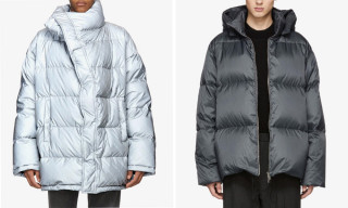 10 of Highsnobiety's Favorite FW18 Down Jackets at SSENSE