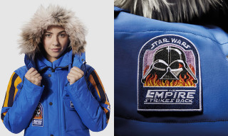 Columbia & 'Star Wars' Recreate the Crew Parka From 'The Empire Strikes Back'