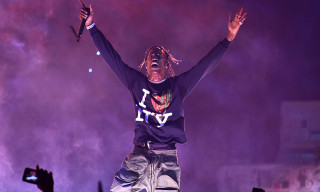 Travis Scott Announces He's Applying to Harvard