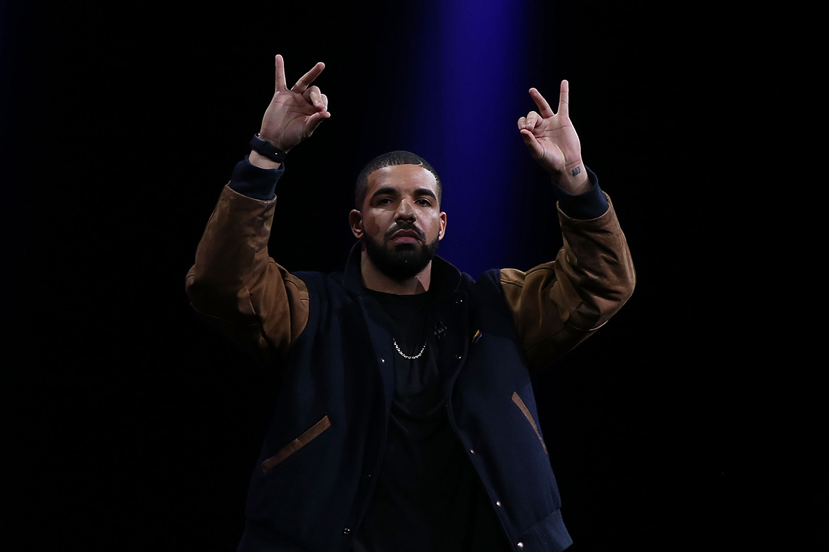 Drake Dominates Apple's 'Best of 2018' Global Music Charts