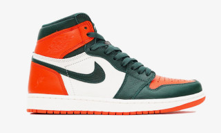 Here's How Much the SoleFly x Air Jordan 1 Pack Is Reselling For