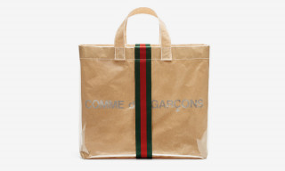 Gucci x COMME des GARÇONS Plastic Tote Bag Is the Perfect Holiday Gift