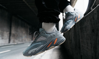 "Here's an On-Foot Look at the Rumored YEEZY Boost 700 ""Inertia"""