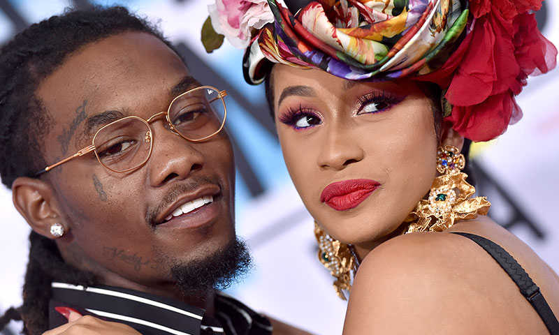 Offset Gets A Cardi B Tattoo To Prove His Love: Cardi B And Offset Have Officially Split Up