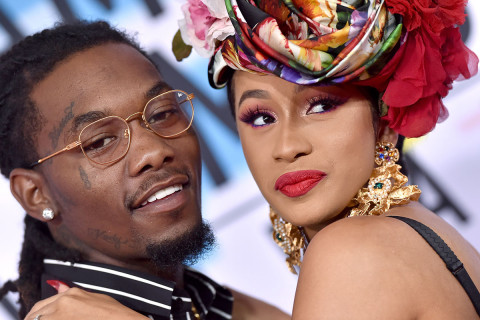 Cardi B announces split from Offset - the internet is a mess!