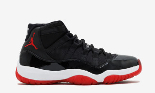 "Nike's Air Jordan 11 ""Bred"" Is Rumored to Drop in 2019"