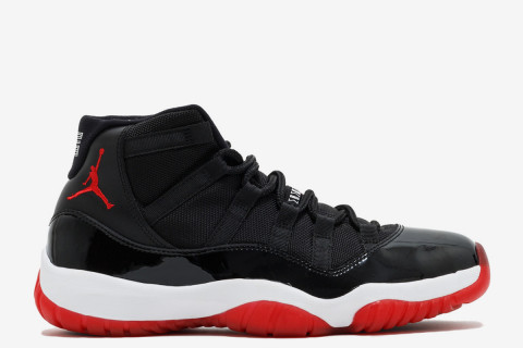 "An Air Jordan 11 ""Bred"" Is Rumored to Drop This December bf5e198eefb5"