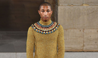 Pharrell Is a Golden God in Chanel's 2018 Métiers d'Art Show