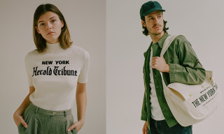 The New York Times Taps Knickerbocker for Vintage-Style Collection