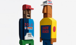 Grotesk Celebrates Lo Heads With 'Stadium 1992' Sculpture