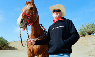 NASASEASONS Channels the American West for Spring 2019 Lookbook