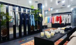 Take a Look Inside Madhappy's Slick New Miami Pop-Up Store
