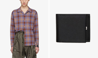 Some of N.Hoolywood's Best FW18 Pieces Are Over Half Off at SSENSE Right Now