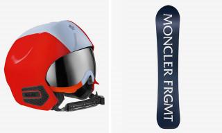 The New Moncler Genius Drop Includes a Hiroshi Fujiwara Snowboard