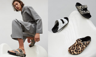 Opening Ceremony & Birkenstock Drop Exotic Clog and Sandals