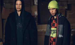 "10.Deep Debuts ""Man on Fire"" Winter Lookbook"