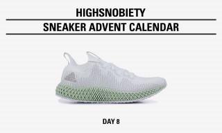 Win the adidas AlphaEdge 4D in Today's Highsnobiety Advent Calendar